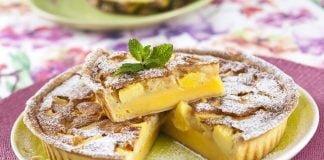 tarte de ananas