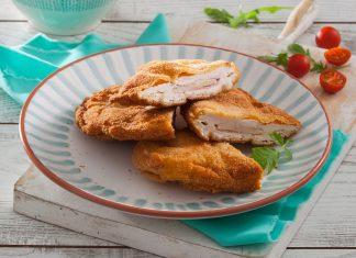 Cordon bleu de frango