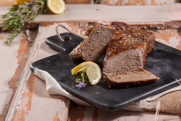 Receita de vitela assada no forno