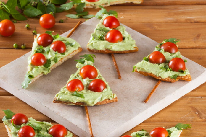 Piza de Natal -@Teleculinaria