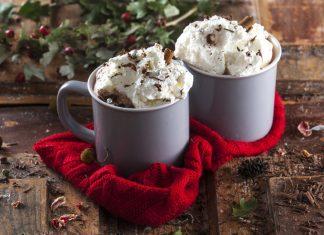 Chocolate quente com especiarias