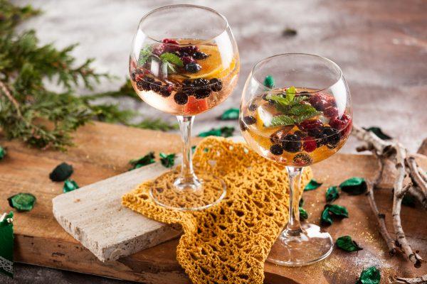 cocktail de natal