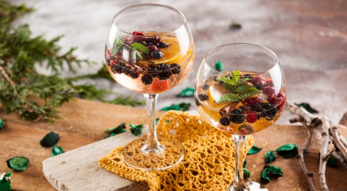 cocktail de natal 1