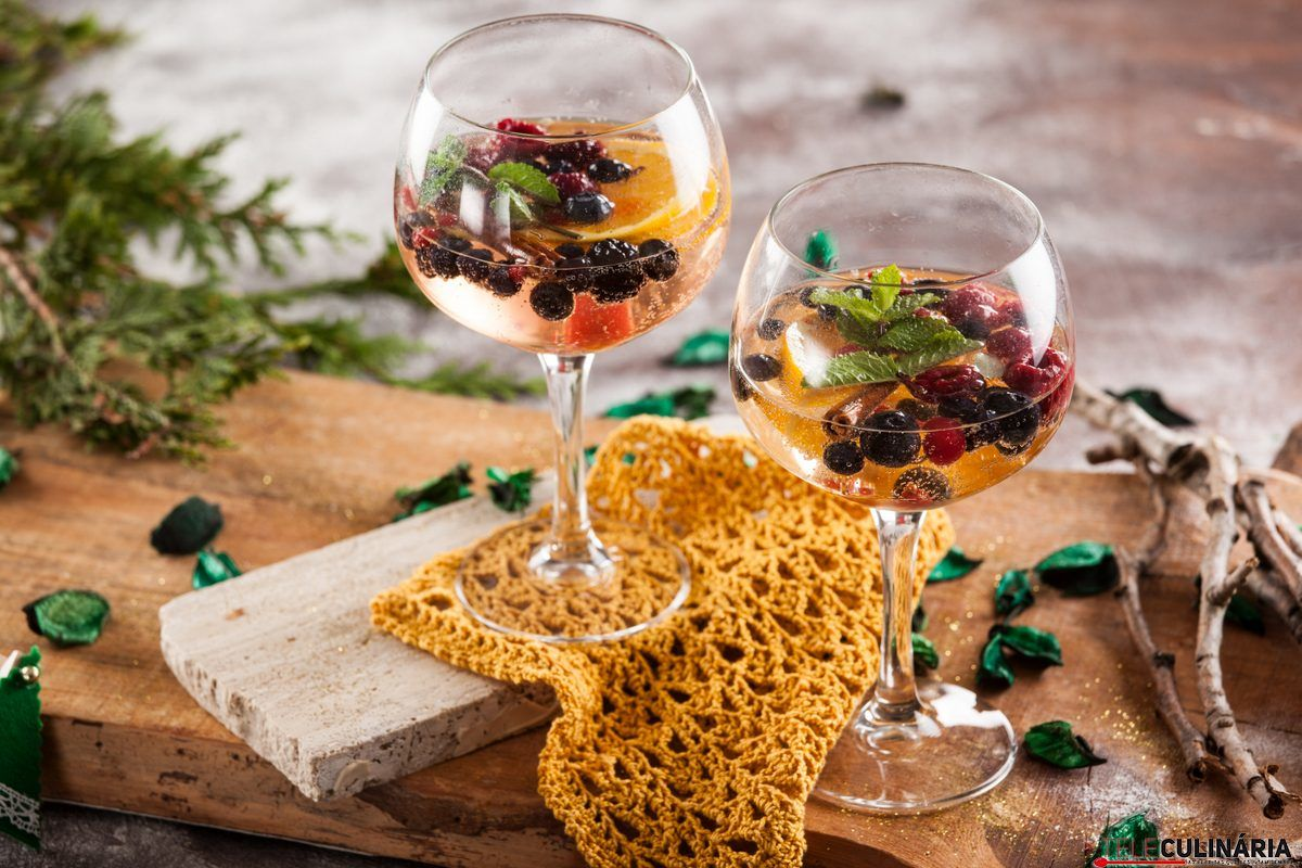 cocktail de natal 1
