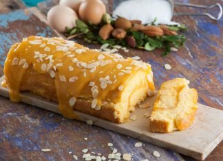 torta enrolada de aveiro