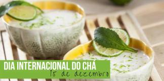 dia internacional do chá 15 de dezembro