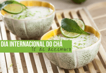 dia internacional do chá