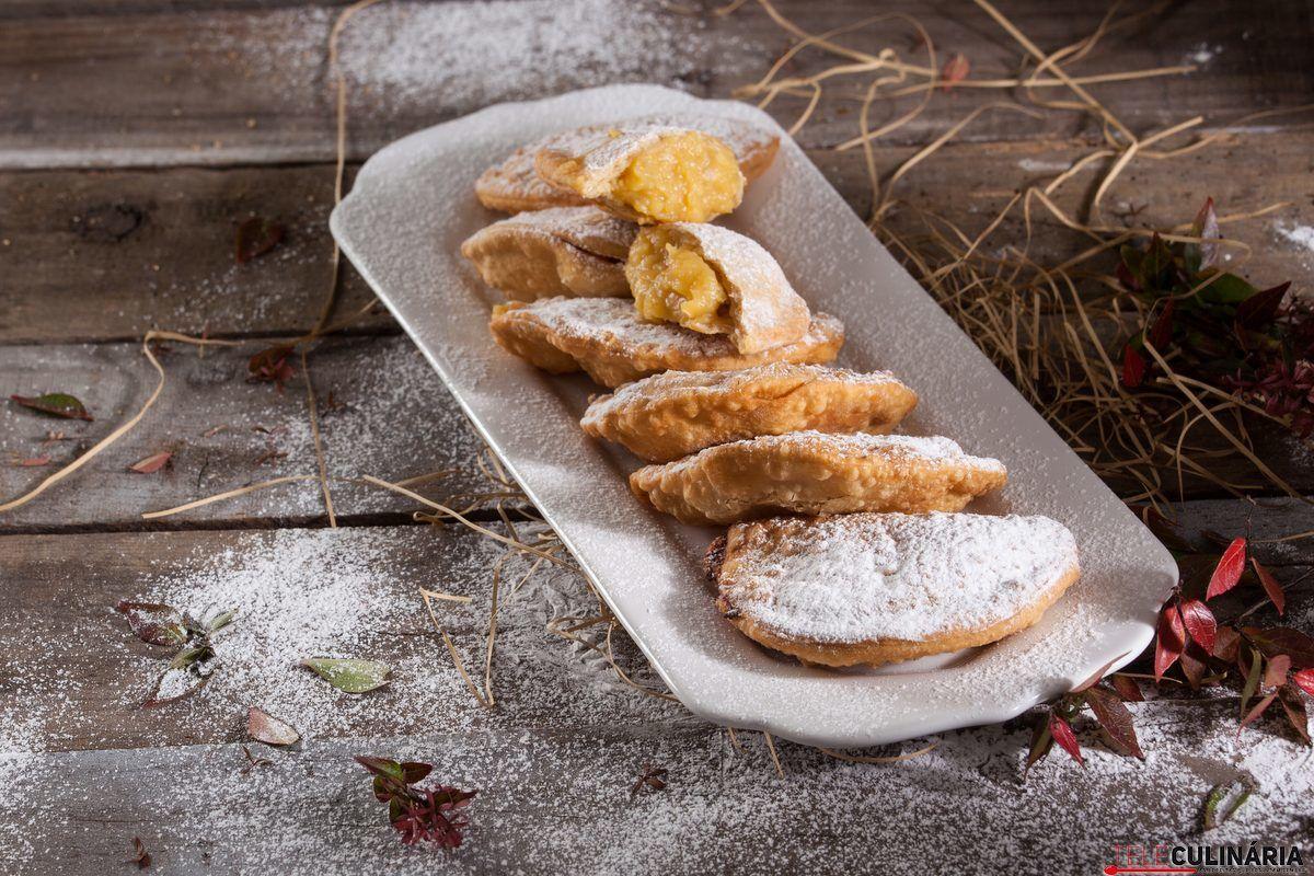 pasteis de batata doce