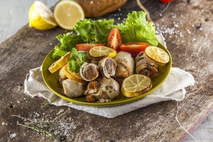 Bifes de frango com farinheira CHFB 9
