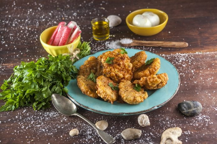 Pataniscas de delicias do mar CHPS 12