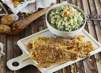 Filetes crocantes no forno -@Teleculinaria