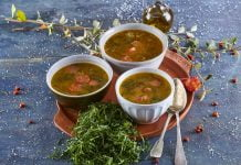 Sopa rústica de couve CHSB 7
