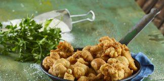 Fritinhos de berbigão receita chefe Silva