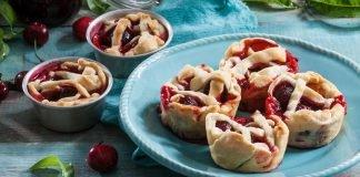 Muffins de Cereja CHSB 46