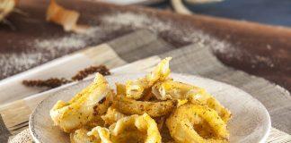 Aneis de cebola com queijo CHML 17
