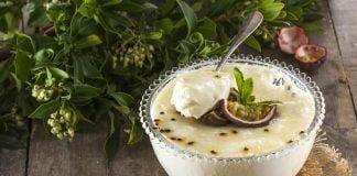 Cremoso de iogurte e maracuja CHFB 15