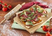 Piza caseira CHMM 9