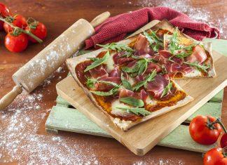 Piza caseira