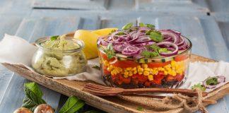Salada Mexicana em Taça CHSB 2