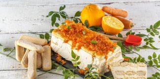 Semifrio de laranja e cenoura CHFB 11