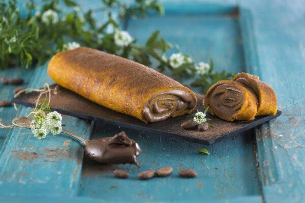 Torta de Cenoura com recheio de Chocolate - @TeleCulinária