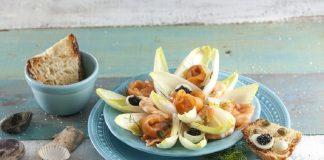 Salada fresca de salmao fumado CHFB 10