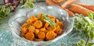 Cenouras caramelizadas CHFB 15