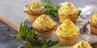 Cupcakes de limao