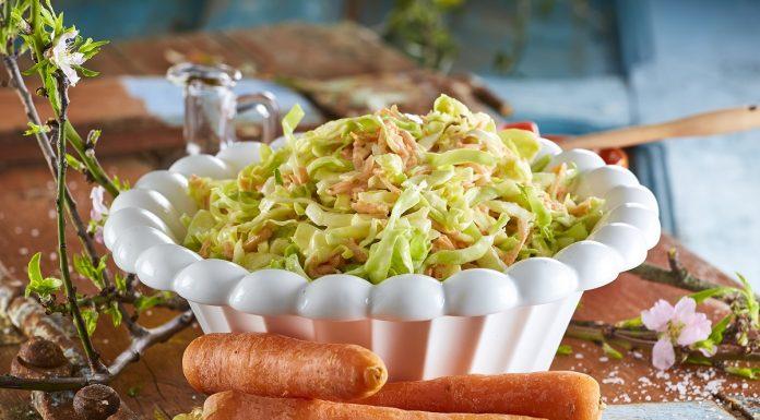 Salada Coslelaw