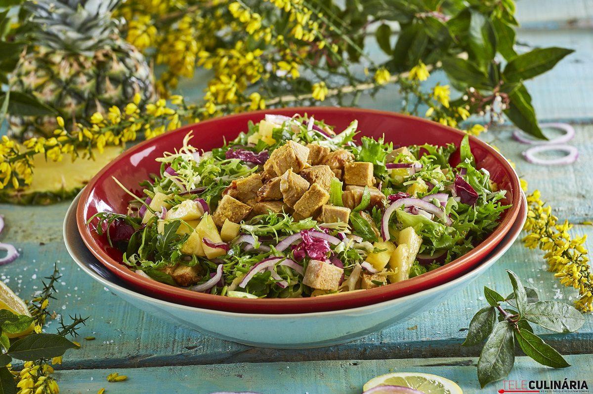 Salada de verão com porco CHSB 7