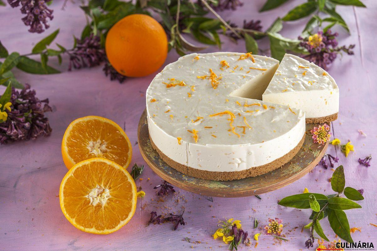 Cheesecake de laranja CHMM 4