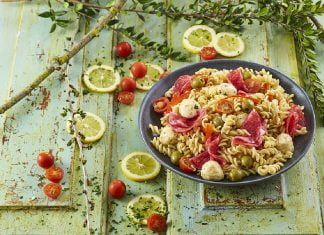 Salada italiana CHPS 2
