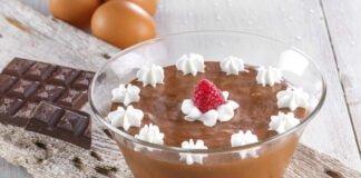 Mousse de chocolate belga - @TeleCulinária