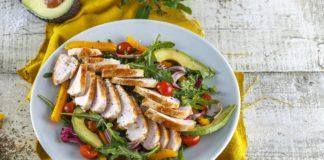 Salada de frango CHFB 19