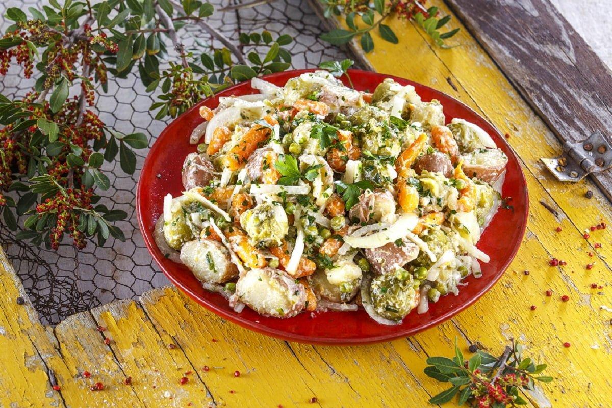 Salada de legumes de verao CHSB 4