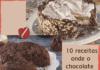 10 sobremesas de chocolate