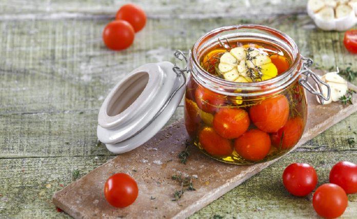 Conserva de tomate confitado RT PP CHPS 17