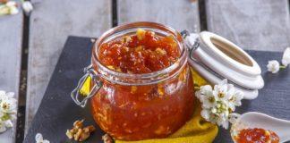 Doce de tomate com noz CHSB 11