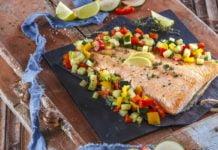 Filete de salmao no forno com molho de ervas CHLM 5