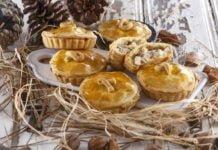 Mini tartes de frango e cogumelos CHLM 13