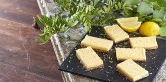 Barritas-de-limão