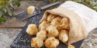 Bolinhas de queijo -@Teleculinaria