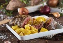 Carne-assada-recheada-com-legumes