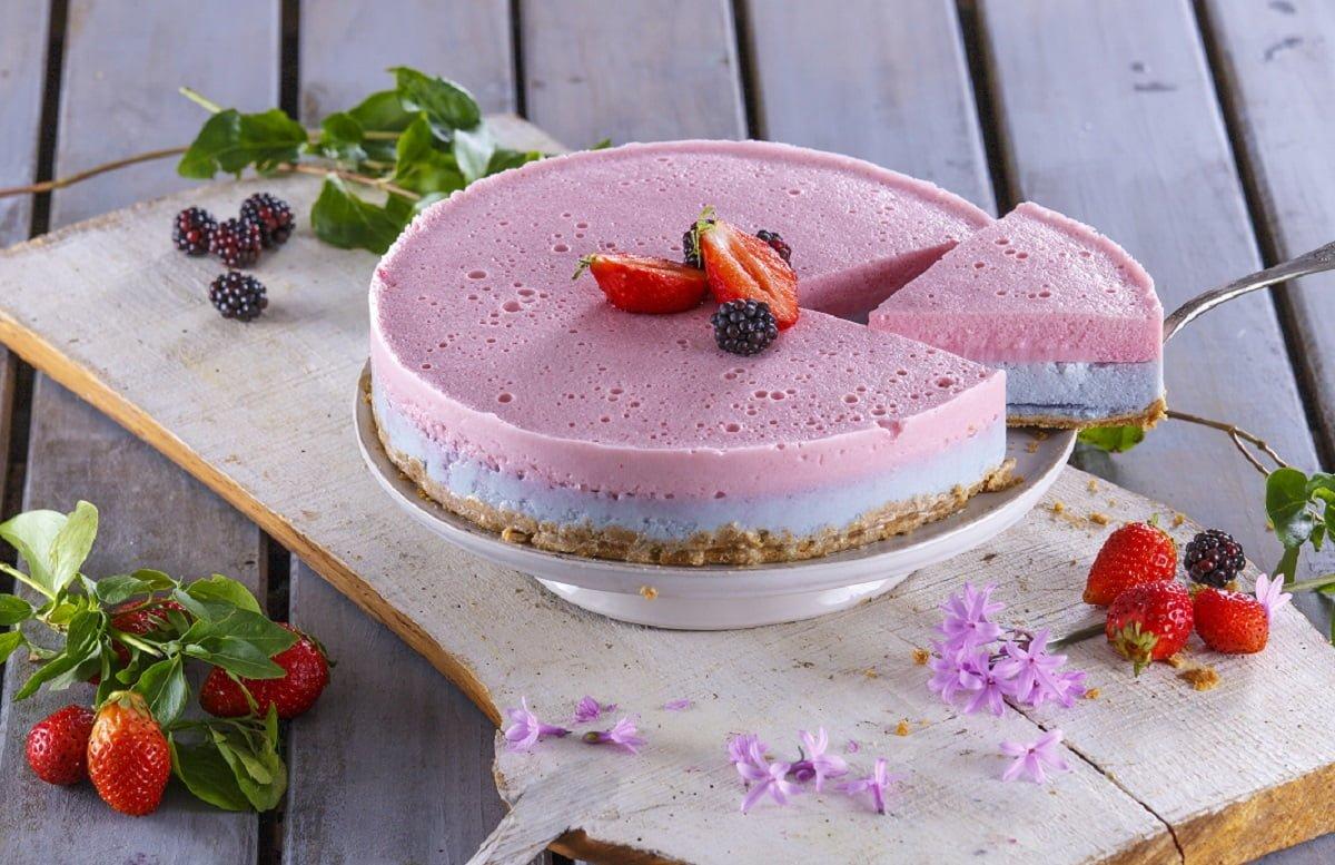 Cheesecake tricolor CHLM 9