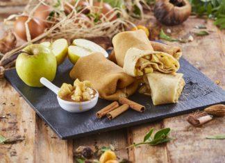 Crepes-de-maçã