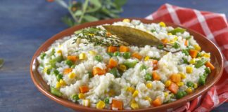 Arroz de legumes CHFB 6