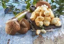Bolinhos-de-coco