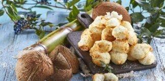 Bolinhos de coco CHMC 13