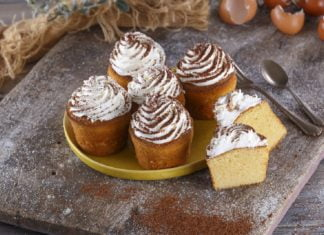 Cupcakes-tiramisu