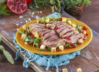 Salada de peito de pato CHFB 8